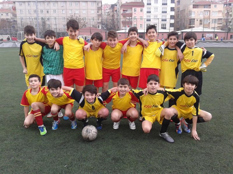 Futbolcularımız